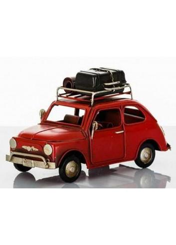 Auto antica con bagaglio D5623 Cuorveloce Cuorematto