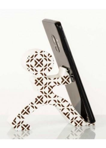 Portatelefono in legno Omino D5922 Portatelefoni Cuorematto