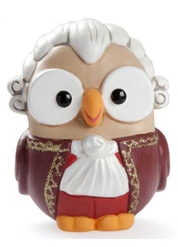 Statuetta in ceramica Amadeus Mozart ML18GU/1AM Goofi Egan