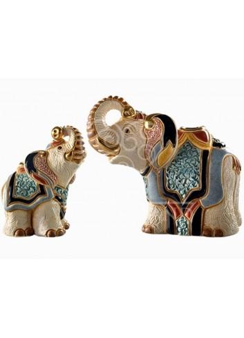 Elefante jaipur D1877 - D1876 F168 - F368 De Rosa