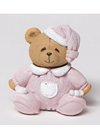 Magnete orsetto rosa 130451/2 Teddy AD Emozioni