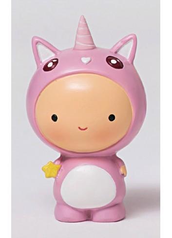 Unicorno rosa piccolo 130443 Rainbow Ad Emozioni