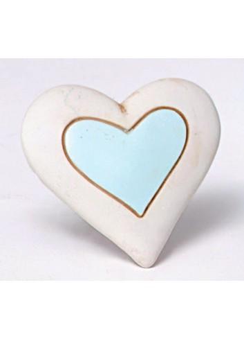 Magnete cuore in poliresina 130404/3 Ninna Nanna Ad Emozioni