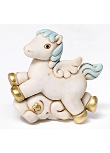 Magnete Unicorno in poliresina 130341/3 Pegaso AD Emozioni