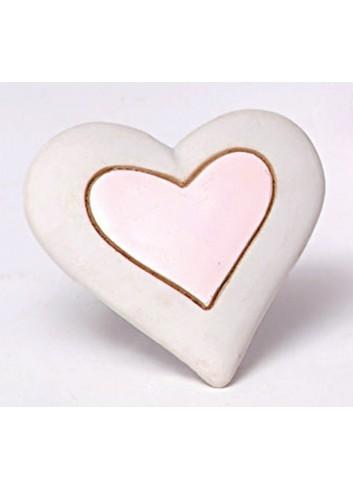 Magnete cuore in poliresina 130404/2 Ninna Nanna Ad Emozioni