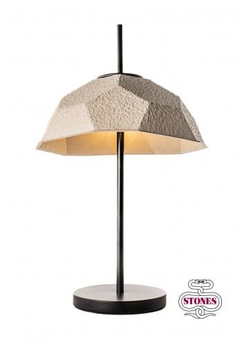 Egg Lampada da tavolo Stones