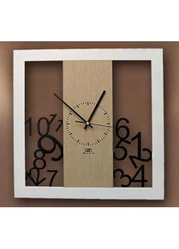 Orologio in metallo e legno CAD-30 CAD-40 Cadendo Negò