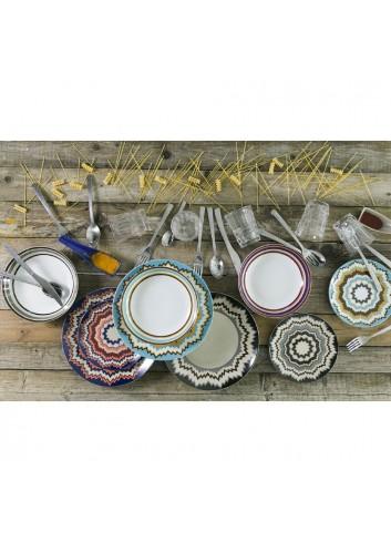 Servizio Tavola Funky 18 pezzi in porcellana 2313700 Villa D'este Home Tivoli
