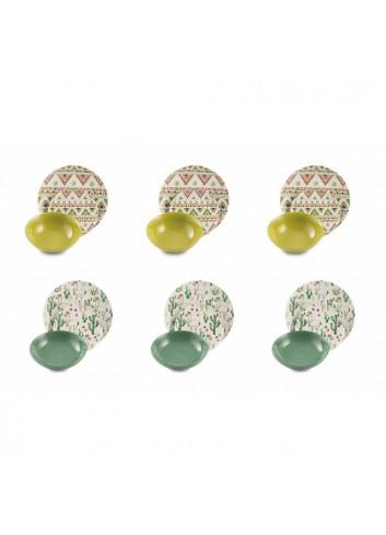 Servizio Tavola Lamalima 18 pezzi in porcellana e gres 2413701 Villa D'este Home Tivoli