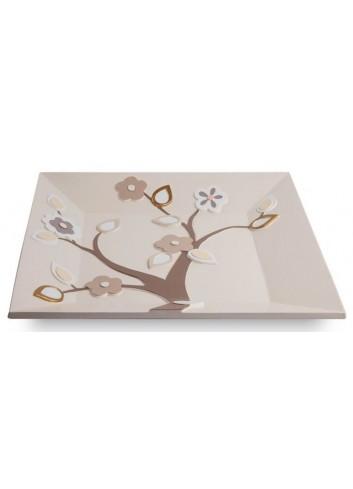 Centrotavola Oro AL39Q/5M L'albero della vita Egan