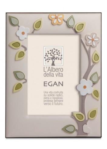 Portafoto e Specchiera Verde AL13R/2 - 3 L'albero della vita Egan
