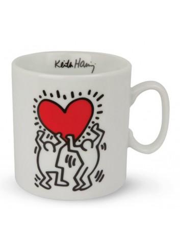 Mug Two dancers 300 ml PKH21/12 Keith Haring Egan