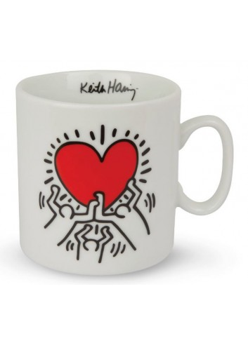 Mug Three dancers 300 ml PKH21/13 Keith Haring Egan