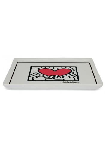 Vassoio 19 x 19 cm PKH62Q/3 Keith Haring Egan