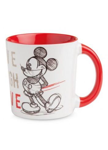 Mug Mickey Rosso 390 ml PWM21LL/1R Live Laugh Love Egan