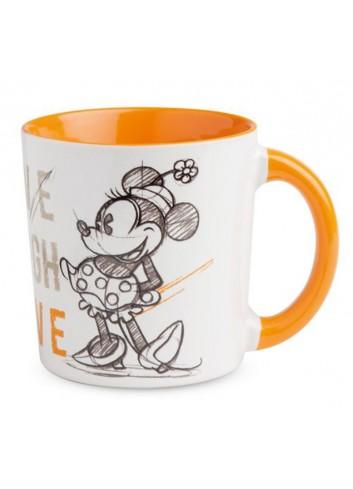 Mug Minnie Arancio 390 ml PWM21LL/1A Live Laugh Love Egan