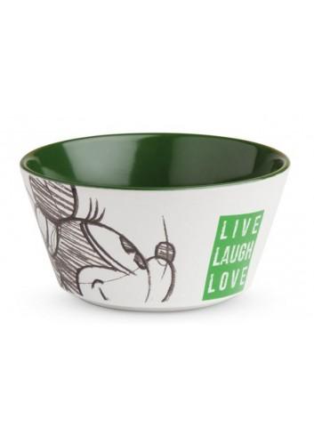 Bowl Minnie Ø 13 cm Verde PWM91LL/1V Live Laugh Love Egan