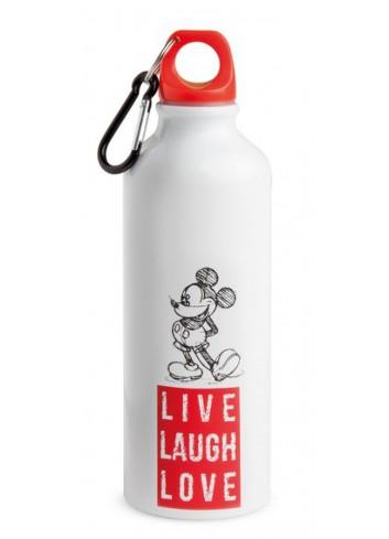 Borraccia in alluminio 500 ml Mickey Rosso PWM44LL/S Live Laugh Love Egan