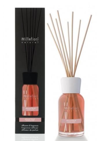 Diffusore di fragranza a bastoncini Almond Blush 7MDAB-7DDAB-7DIAB Natural Millefiori Milano
