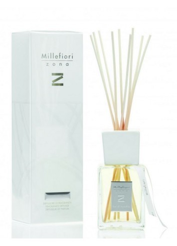 Diffusore di fragranza a bastoncini Fior di Muschio 41MDFM-41DDFM Zona Millefiori Milano