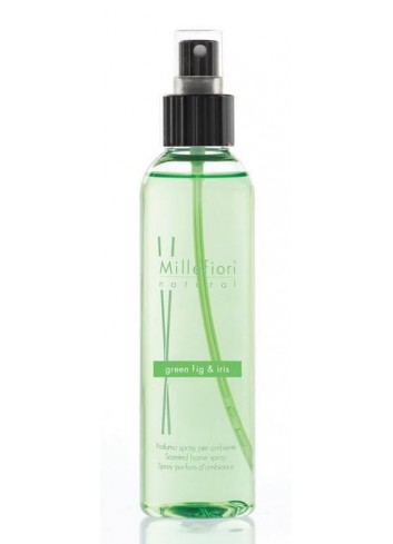 Spray per ambiente 150 ml Green Fig & Iris 7SRGI Natural Millefiori Milano