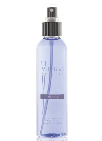 Spray per ambiente 150 ml Cold Water 7SRCW Natural Millefiori Milano
