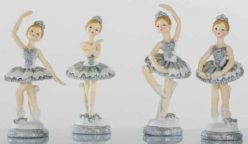 Ballerina piccola da appoggio 4 modelli assortiti B9257 Kharma Living