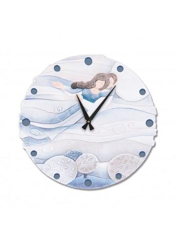 Orologio Sogno Blu zaffiro Ø 45 cm 44577br Cartapietra