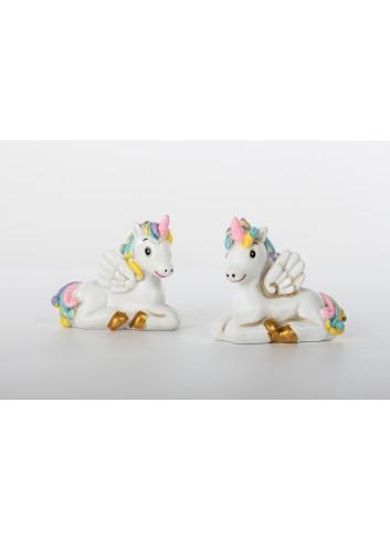 Unicorno 2 modelli assortiti D6257 Cuordincanto Cuorematto