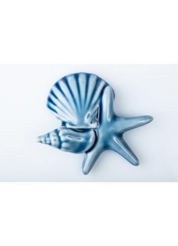 Magnete blu Mare 5,5 cm A7716 Kharma Living