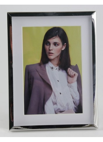 Portafoto cornice color Silver 10 x 15 cm H5020 Kharma Living