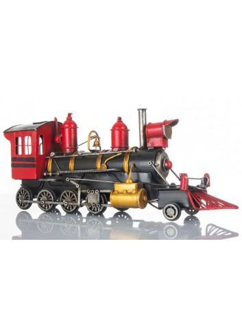 Treno Locomotiva L. 29 cm E3406 Kharma Living