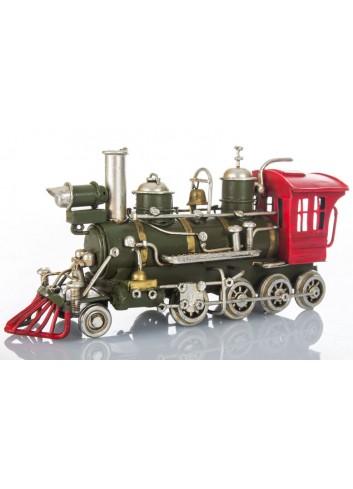 Treno Locomotiva L. 16 cm E3405 Kharma Living