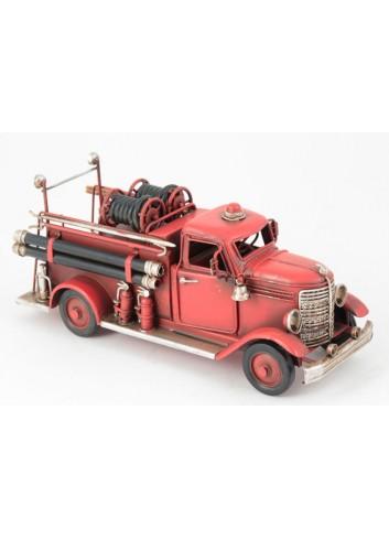 Carro Pompieri 23 x 10,5 cm E3015 Kharma Living