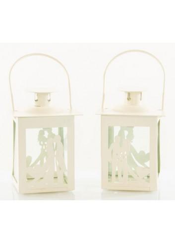 Lanterna Coppia Sposi 2 modelli assortiti E3372 Kharma Living
