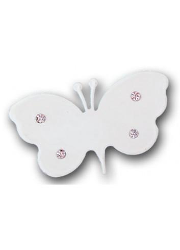 Portacoltellini + tagliere + 3 coltellini + magnete Farfalla CUT-07-3 Serie Cut Negò