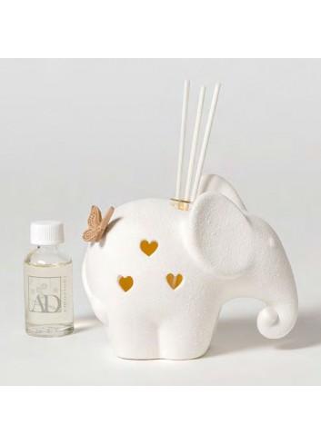 Elefante profumatore con led B1403 Friends Ad Emozioni
