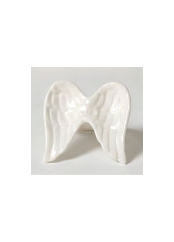 Anello Ali in porcellana A9103 Infusi d' Amore Ad Emozioni