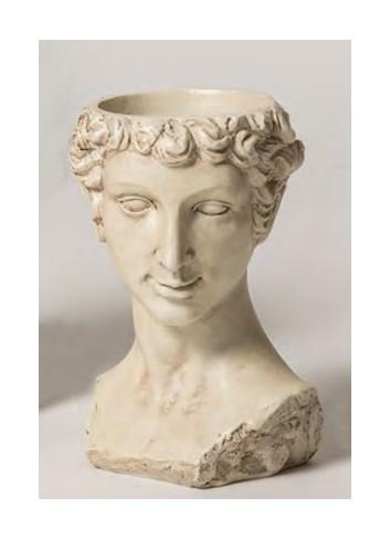 Portapianta David di Michelangelo B2101-3 Impero Ad Emozioni