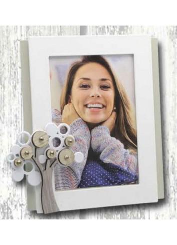 Portafoto con applicazione Albero della vita CHL-01-1-2-3 Serie Chloe Negò