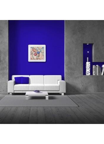 Tavola da parete + Cornice - decoro Summer IQ-SUM-350-635-100 Serie Summer Negò