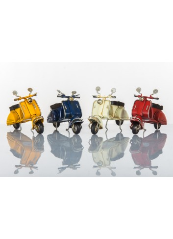 Scooter 6 x 10,5 x 4 cm D5216 Cuorveloce Cuorematto
