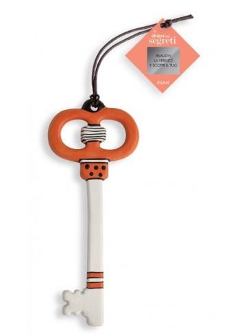 Chiave dei segreti Infinito Arancio CV16S-2IF-4IF Le chiavi dei segreti Egan