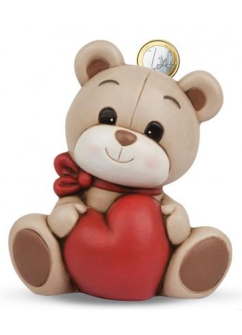 Salvadanaio Oliver con cuore OL36S-3CU Il mondo di Oliver Egan