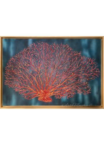 Quadro Corallo Art Maiora