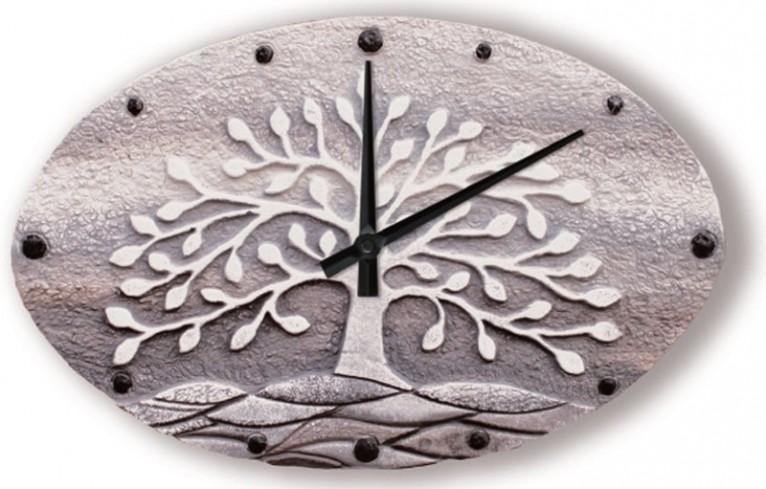 Orologio albero della vita bianco 43501ba Cartapietra
