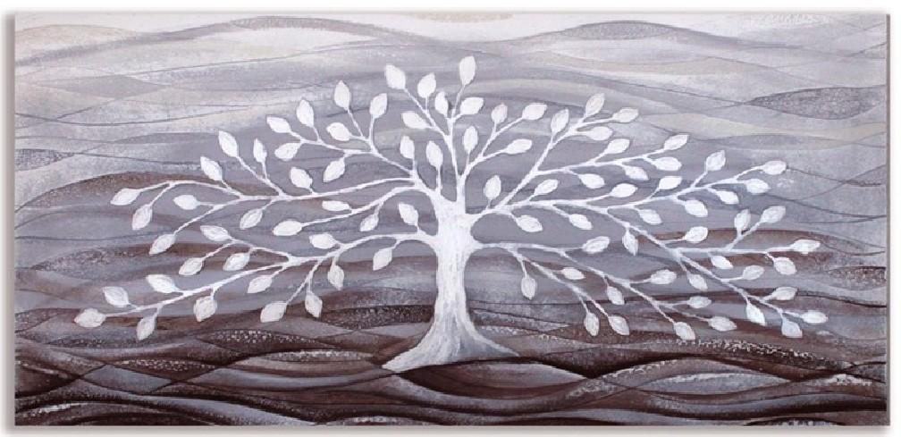 Quadro albero della vita bianco 101001ba Cartapietra