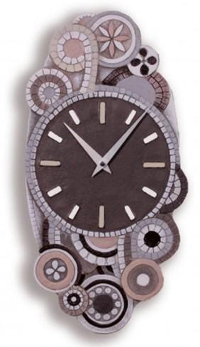 Orologio eclettica moka 44544mo Cartapietra