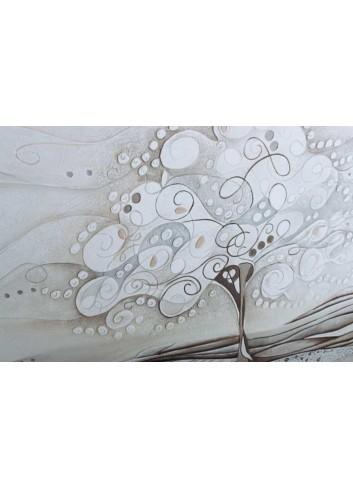 Quadro 140 x 63 1014106ba l'albero dei sogni Cartapietra