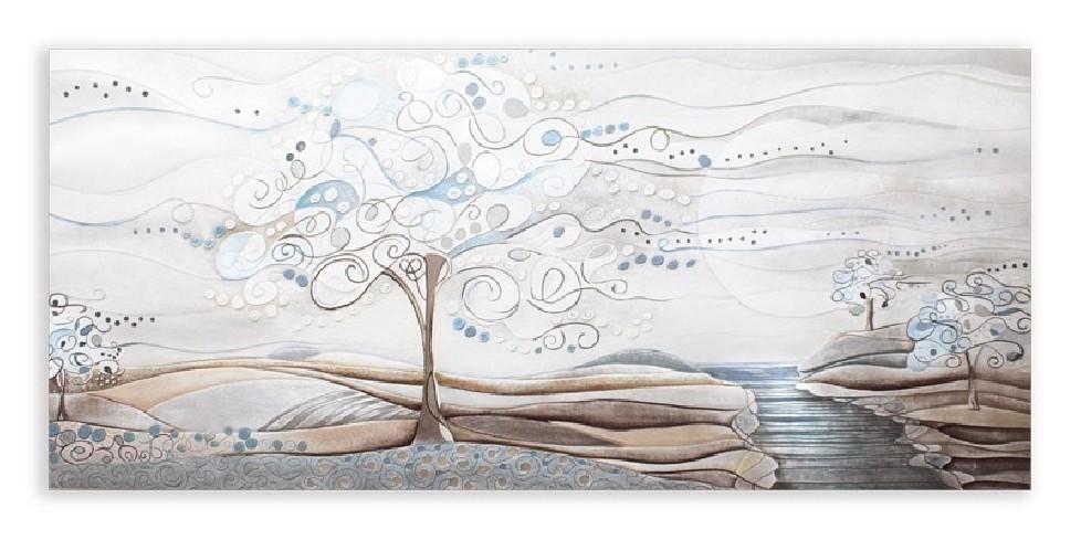 Quadro L'albero dei sogni carta da zucchero 1014106cz Cartapietra